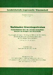 Schalt,W. und W.-J. Redlin  Marktnaher Erwerbsgartenbau