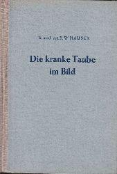 Hauser,K.W.  Die kranke Taube im Bild