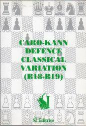 Caro-Kann Defence  Classical Variation(B18-B19)
