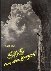 Frey,Georg  SOS in den Bergen