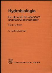 Uhlmann,Dietrich  Hydrobiologie