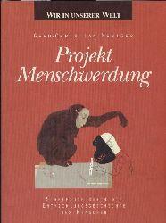 Weniger,Gerd-Christian  Projekt Menschwerdung