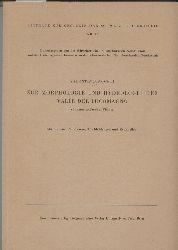 Binggeli,Valentin  Zur Morphologie und Hydrologie der Valle del Lucomagno