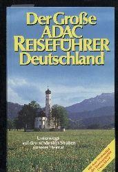 ADAC  Der Große ADAC Reiseführer Deutschland