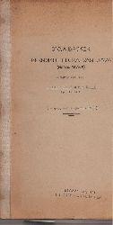 Backer,C.A.  Beknopte Flora van Java Orchidaceae I, II, III (3 Bände)