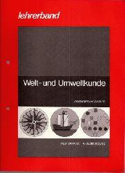 Hausmann,W.+D.Richter (Hsg.)  Welt- und Umweltkunde