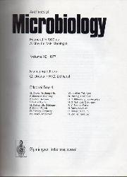 Archiv für Microbiology  Archiv für Microbiology Volume 112 and Volume 113, Jahr 1977