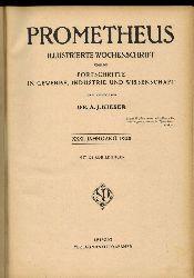 Prometheus  Prometheus XXXI.Jahrgang 1920
