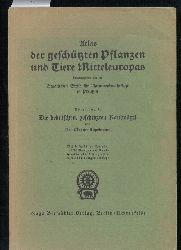 Löpelmann,Martin  Die heimischen,geschützten Raubvögel.Abt.IV