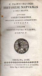 C.Plinii Secundi  Historiae Naturalis Libri XXXVII