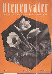 Bienenvater  Bienenvater 76.Jahrgang 1955 Heft 1 (1 Heft)