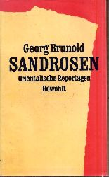 Brunold,Georg  Sandrosen