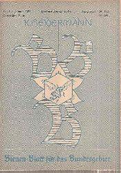 Bienen-Blatt für das Bundesgebiet  Bienen-Blatt für das Bundesgebiet Jahr 1957 (12 Hefte)