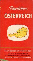 Baedekers Autoführer-Verlag  Österreich