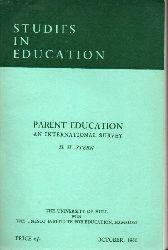 Stern,H.H.  Parents Education