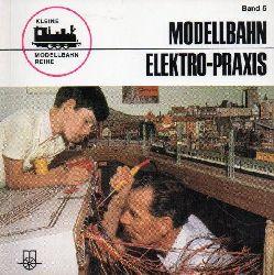 Albrecht,Günter  Modellbahn Elektro-Praxis