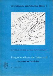 Adler,R. und W.Fenchel und H.-J.Martini und A.Pilg  Einige Grundlagen der Tektonik II