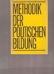 Autorenkollektiv  Methodik der politischen Bildung