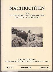 Naturwissenschaftlicher Verein Aschaffenburg  Nachrichten Band Nr. 101.Dezember 1993