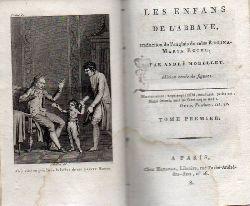 Morellet,André  Les enfans de L´Abbaye Tome 1, 3 und 5 (3 Bände)