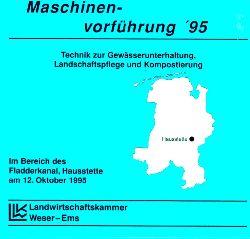 Landwirtschaftskammer Weser-Ems  Technik zur Gewässerunterhaltung, Landschaftspflege und Kompostierung