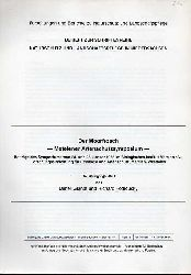 Büchs,Wolfgang  Aspekte der Populationsökologie des Moorfrosches (Rana arvalis