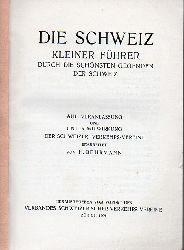 Behrmann,H.  Die Schweiz