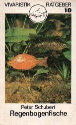 Schubert,Peter  Regenbogenfische
