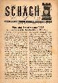 Schach  Schach 5.Jahrgang 1951 Hefte Nr.14 und 21/22 (2 Hefte)