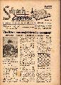 Schach-Express  Schach-Express 2.Jahrgang 1948, Heft Nr.22 (1 Heft)