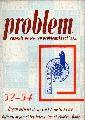 Problem  Problem Heft 49-51 und 52-54 (2 Hefte)