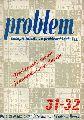 Problem  Problem Heft 27-28, 29-30 und 31-32 (3 Hefte)