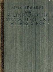 Hanfstaengl,Eberhard  Meisterwerke der bedeutendsten Galerien Europas