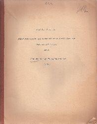 Krebs,N.  Berichte über die Pfingstexkursion des Geographischen Institutes der