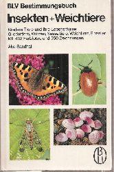 Sandhall,Ake  Insekten und Weichtiere