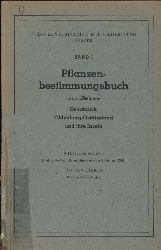 Meyer,Wilhelm  Pflanzenbestimmungsbuch für die Landschaften