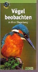 Darmangeat,Pierre  Vögel beobachten in ihren Lebensräumen