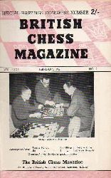 British Chess Magazine  Vol. LXXI, No. 2 - February 1951