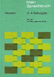 Andreas,Ernst+Hansjürgen Becker+weitere  Mein Sprachbuch für Hessen Drittes und Viertes Schuljahr