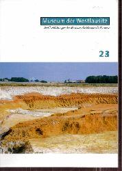 Museum der Westlausitz Kamenz  Veröffentlichungen Heft 23. 2001