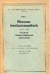 Meyer,Wilhelm+Jan van Dieken  Pflanzenbestimmungsbuch für die Landschaften Oldenburg und