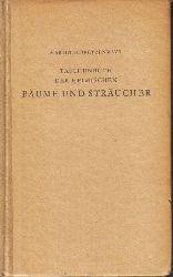 Schretzenmayr,Martin  Taschenbuch der heimischen Bäume und Sträucher