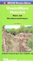 Anhäuser,Uwe  Wanderführer Hunsrück
