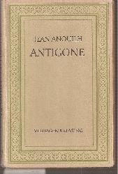 Anouilh,Jean  Antigone
