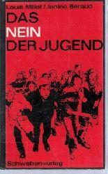 Millet,Louis+Janine Beraud  Das Nein der Jugend