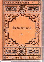 Demokritos (Karl Julius Weber)  Die Trinklust