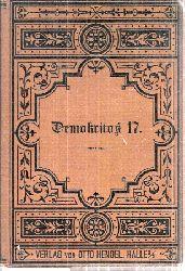 Demokritos (Karl Julius Weber)  Der Spott, die Ironie und Persiflage