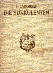 Jacobsen,H.  Die Sukkulenten