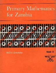 Setidisho,N.O.H.  Primary Mathematics of Zambia.Book 4
