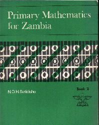 Setidisho,N.O.H.  Primary Mathematics of Zambia.Book 2